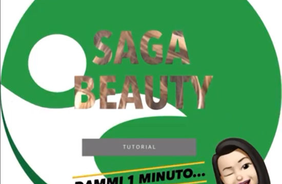 TUTORIAL SAGA BEAUTY CON SUPER DANY PER CAPELLI LUMINOSISSIMI